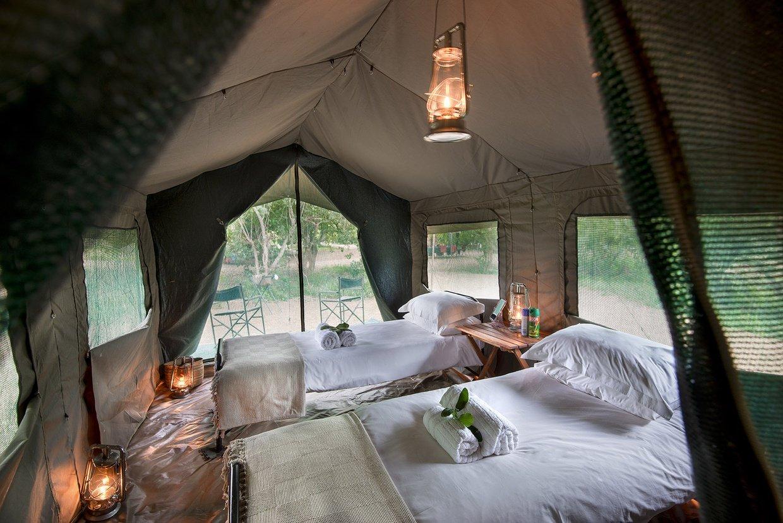 Northern Kruger Pafuri Trails Tent