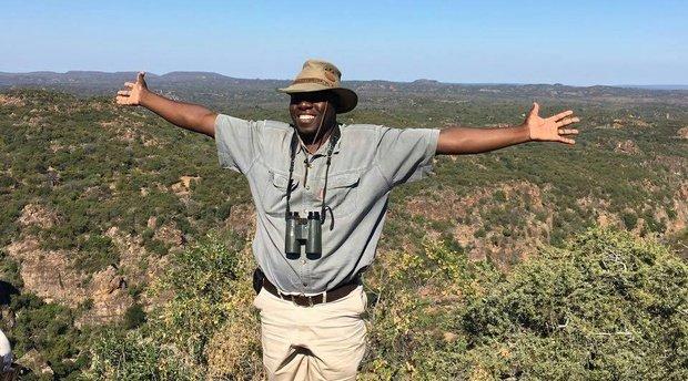 RETURNAfrica Pafuri Camp Guide - Alweet Hlungwani