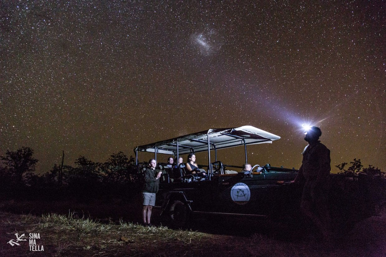 Pafuri Night Game Drives