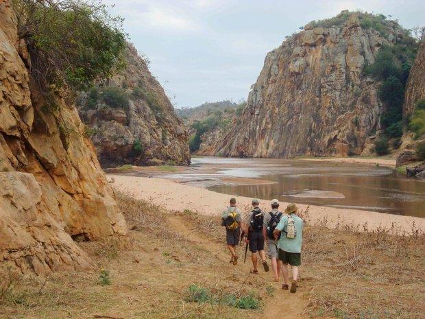Pafuri Walking Trail. Image by Simon Stobbs