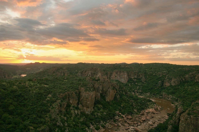 Lanner Gorge Views