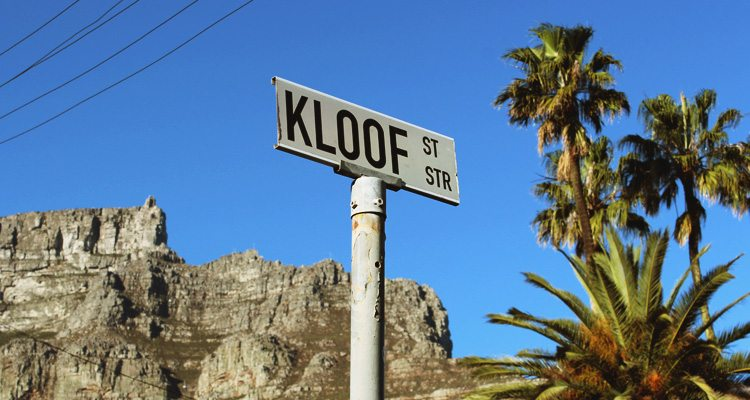 An Insiders Scoop on The Top Half of Kloof Street, Cape Town