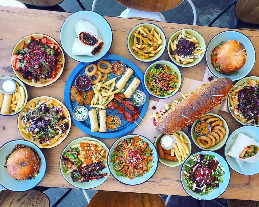Cape Town Vegetarian & Vegan Restaurants