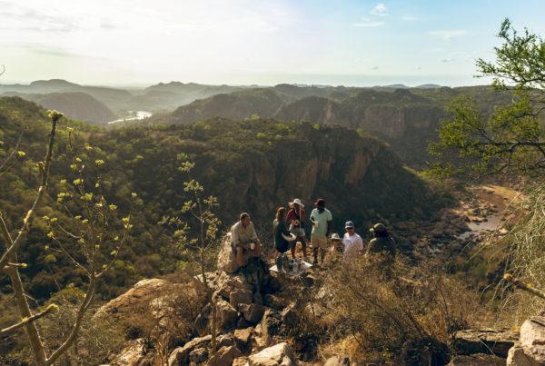 Lanner Gorge Northern Kruger