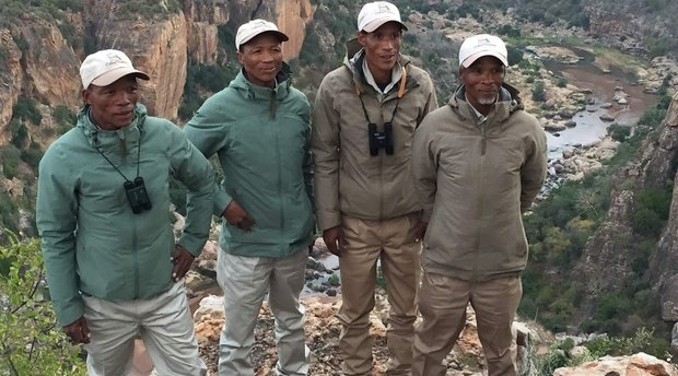 The Return of the Bushmen in Pafuri