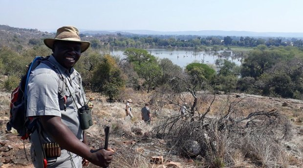 Becoming A South African Safari Guide